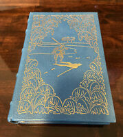 RARE 1976 Robinson Crusoe by Defoe - Easton Press - Limited, Illustrated Edition
