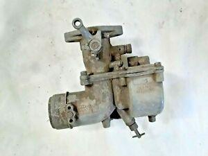 1929-31 Chevy Durant Chrysler Tillotson JR5 Carburetor - 861CH