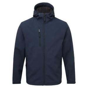 Fort Workwear Holkham Hooded Softshell Jacket