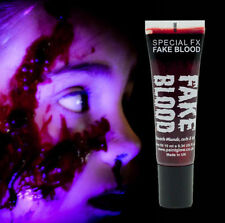 Fake Blood 10ml Stage Blood - Halloween blood / Fancy Dress / Theatre vampire