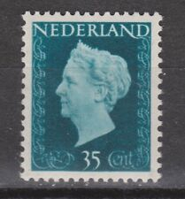 NVPH Netherlands Nederland nr 485 ong MLH Koningin Wilhelmina 1947-1948 Pays Bas