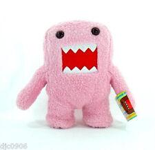 """Domo Kun 18"""" X-Large Pink Plush Stuffed Toy-18"""" Pink Standing Domo Kun Plush-New"""