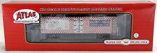 HO Scale 40' Wood Reefer Car - Ralston-Purina #5592 - Atlas #20002014