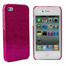 Cover CUSTODIA STRASS GLITTER per IPHONE 4 4S BRILLANTINI/ BLING HARD CASE