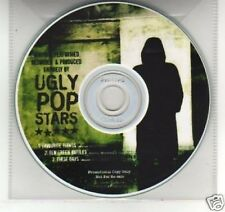 (F976) Ugly Pop Stars, Favourite Things - DJ CD