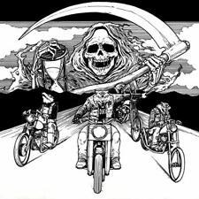 """Speedwolf - Ride With Death (Lp + 7"""" Ep) - LP - New"""