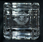 RARE John F Kennedy JFK Honey Fitz Presidential Yacht Etched Crystal Memento Box