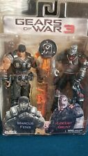 Gears Of War 3 Marcus Fenix & Locust Grunt Toys R Us Neca Figure NEW Sealed