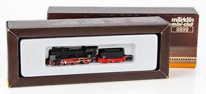 Vintage Marklin Mini-Club 8899 Z Scale Steam Locomotive DB 38 1803 with Tender