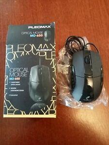 Samsung Pleomax MO-650 Optical USB Mouse With Box
