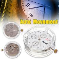 Clone 7750 Automatic Day Date Chronograph Movement ETA Replacemet Accessories