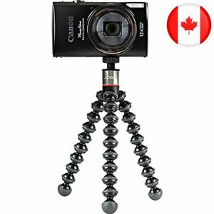 JOBY GorillaPod 325: A Compact, Flexible Tripod for Compact Cameras and Devices