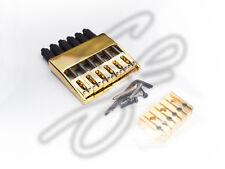 Hipshot 6 String Guitar (Not Bass) Gold Headless System