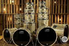 DW Drums Performance Maple Ginger Glitter SHELL BANK PICK YOUR SIZES