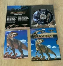 ALLOSAURUS A WALKING WITH DINOSAUR SPECIAL (DVD 2005) BBC SCIENCE DOCUMENTARY
