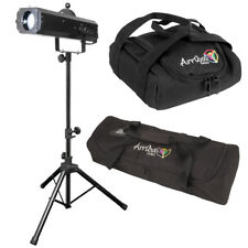 LED Followspot 75St Portable Stage Gobo Spot Chauvet Light Stand Bag Arriba