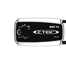 CTEK MXS 15 Battery Charger, 15 Amp