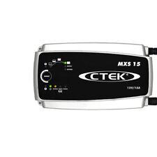 CTEK MXS 15 Battery Charger, 15 Amp