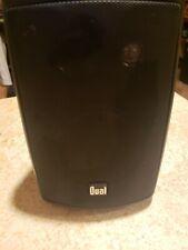 New listing Dual Electronics Lu43Pb 3-Way High Performance Outdoor Indoor Single Speaker