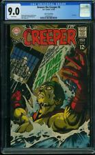 Beware The Creeper #6 CGC 9.0 -John Fantucchio Copy-Silver Age DC CGC 1495582024