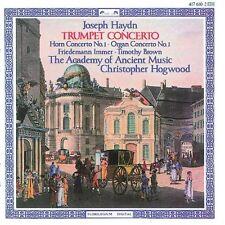 Haydn: Trumpet Concerto; Horn Concerto No. 1; Organ Concerto No. 1 (CD,