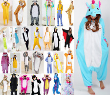 pigiama animale kigurumi costume carnevale halloween travestimento cosplay