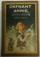 FIRST EDITION 1921 ORPHANT ANNIE STORY BOOK JOHNNY GRUELLE BOBBS-MERRILL CO B3