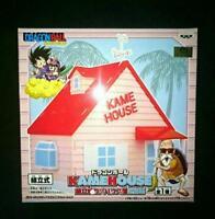 DRAGON BALL KAME HOUSE FIGURINE FIGURE JAPAN ANIME NEW IN BOX PIGGY BANK RARE
