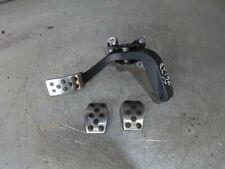Ford Focus ST170 Mk2 Mk1 1997-2005 foot pedal cover full set brushed alloy OEM