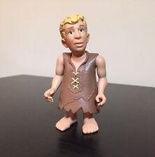 """Flintstones 1993 Lawn Mowin' Barney Rubble 4.75"""" Mattel Movie Action Figure"""