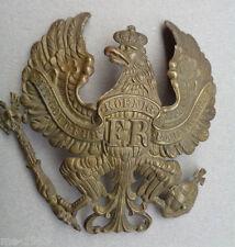 original Kaiserreich Helmemblem Kürassiere  Preussen Linie