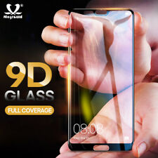 9D Tempered Glass Screen Protector Film For Huawei P30 Lite Honor V10 GR5 2018