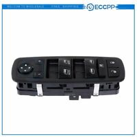 Power Window Switch for Jeep Grand Cherokee Dodge Durango 2011-2013 Front LH