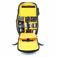 Vanguard Alta Rise 43 Expandable, Comfortable Sling Bag, Black, (V243405)