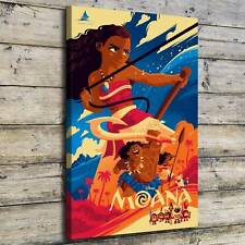 Moana Variant Dawn HD Canvas Print Painting Home Decor Wall Art Pictures Posters