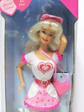 Valentine Fun Barbie - Special Edition - Mattel#16311 - New in Box