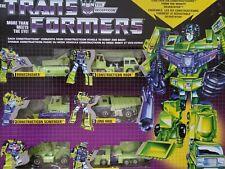 Transformers G1 Devastator Walmart Exclusive Reissue