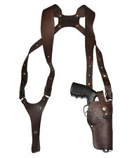 Smith & Wesson 3-4 inch barrel revolvers  Shoulder gun holster