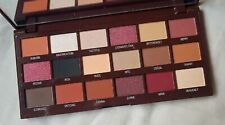 I Heart Makeup Revolution Creme Brulee Chocolate Eyeshadow Palette