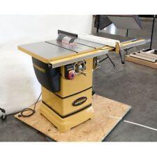 """New Powermatic PM1000 Table saw w/ 30"""" Accu-Fence 1791000K"""