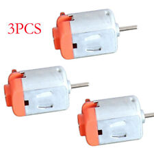 3Pcs Metal Micro DC Motor DIY Toy 130 Small Electric Motor 3V Low Voltage