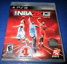 NBA 2K13 Sony PlayStation 3 - PS3 - *Factory Sealed! *Free Shipping!