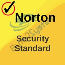 Norton Security Standard 1 MD (PC,MAC,Android,IOS) - ESD - 2020 - Licenza NUOVA