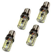 4x HQRP E14 64 SMD3014 LED Bulb AC 110-220V for Microwave / Refrigerator Lights