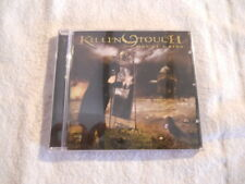 """Killingtouch """"One of a kind"""" 2009 cd Scarlet Rec. NEW"""