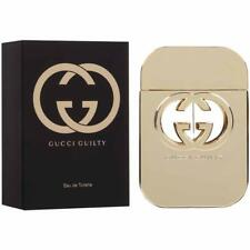 GUCCI GUILTY Women Perfume spray edt 2.5 oz NEW IN BOX