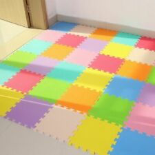 6pc/set Baby EVA Foam Puzzle Play Mat Kids Rugs Toys Carpet For Childrens 30x30
