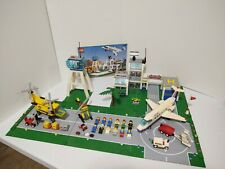 Lego 10159 City Airport Complete 100% With Instructions. (Read Description)