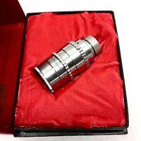 "ELGEET 38mm F:3.5 Model Elgeet Cine-Tel Fixed Focus 1 1/2"" TFO3835"