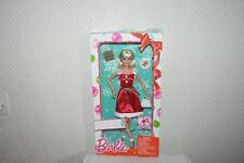 Poupee Barbie Mode Mattel Muneca/doll/puppe Robe Tenue